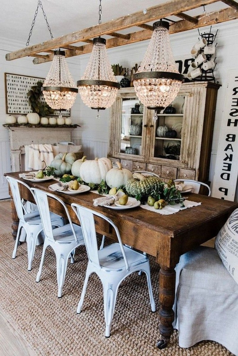 Upgrading Your Wall For Romantic Kitchen Decorations 08