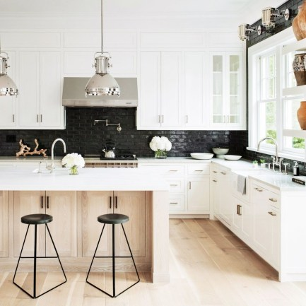 Upgrading Your Wall For Romantic Kitchen Decorations 20