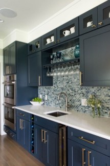 Upgrading Your Wall For Romantic Kitchen Decorations 27
