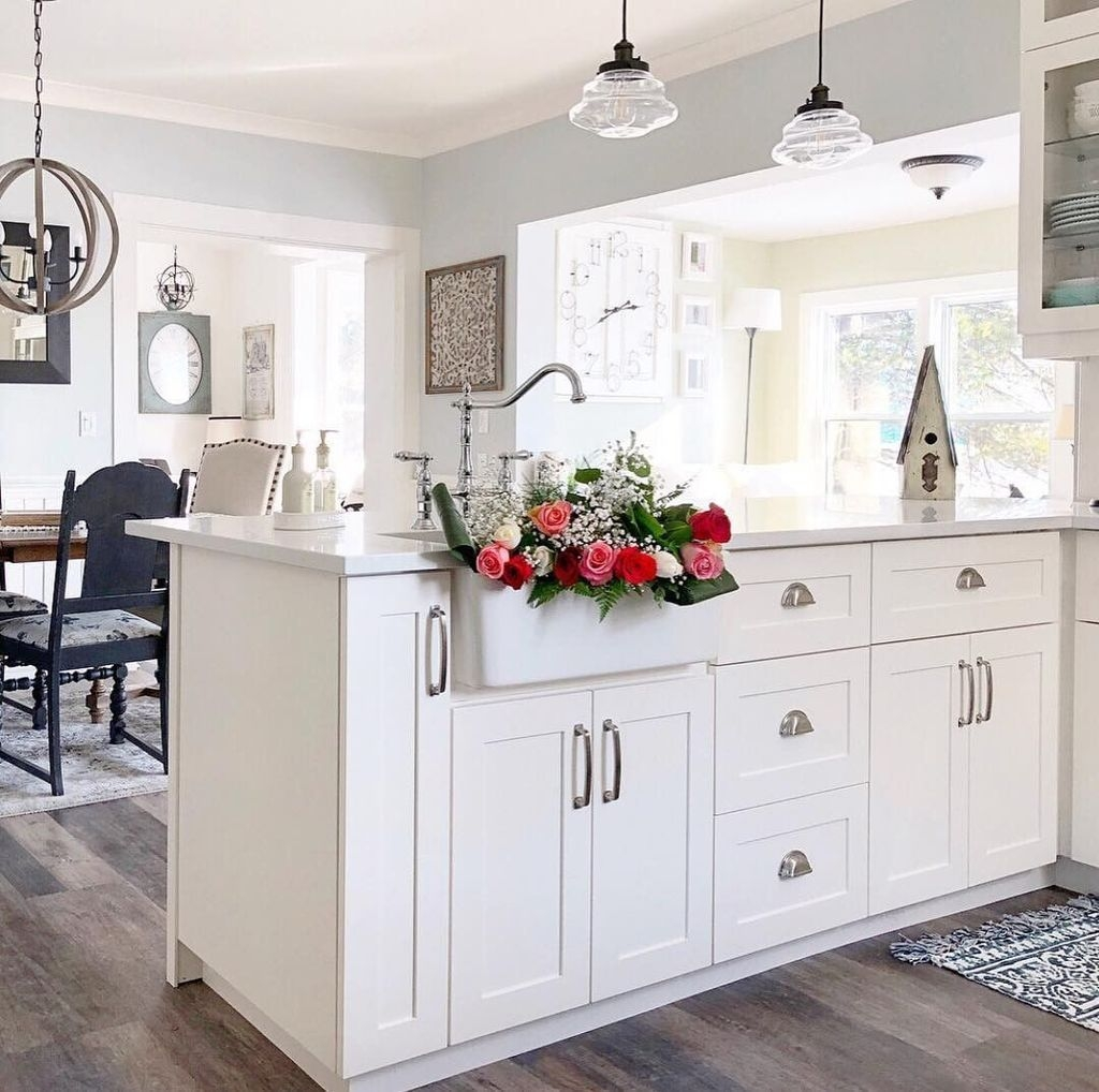 Valentines Day Home Decor With White Color Scheme 16