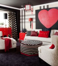 Valentines Day Home Decor With White Color Scheme 18