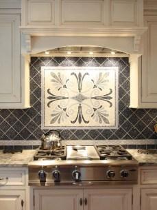 Affordable Kitchen Backsplash Decor Ideas 32