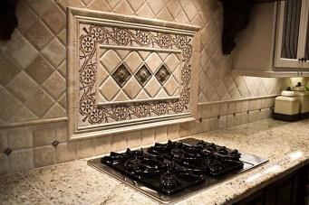 Affordable Kitchen Backsplash Decor Ideas 37