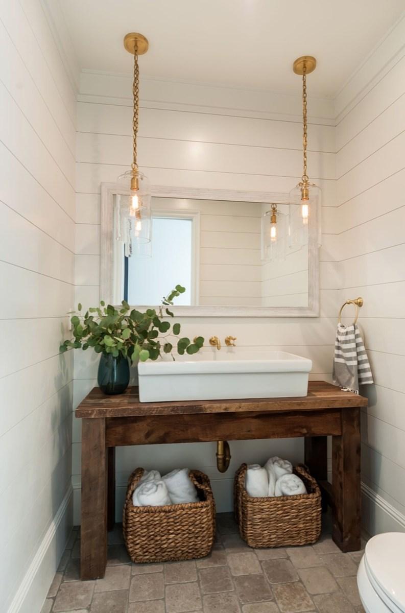Nice Bathroom Decoration With Coastal Style 06