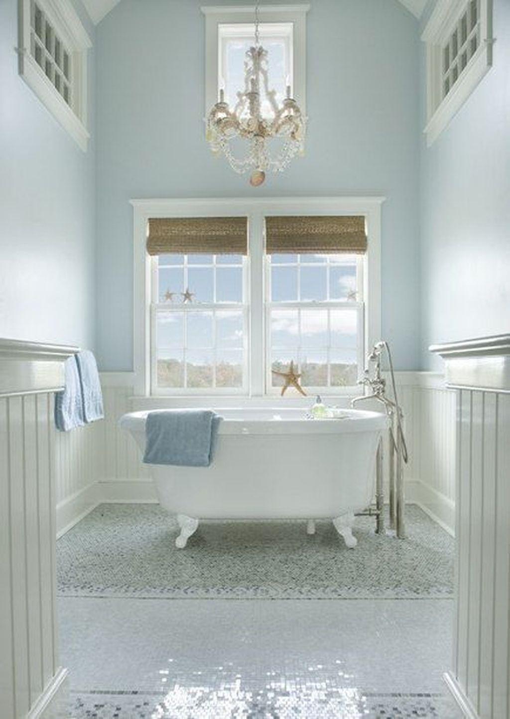 Nice Bathroom Decoration With Coastal Style 14