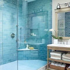 Nice Bathroom Decoration With Coastal Style 22