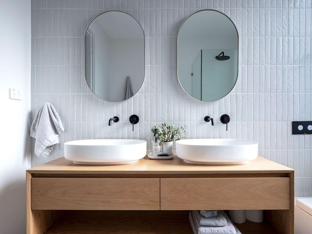 Nice Bathroom Decoration With Coastal Style 23