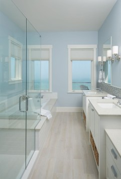 Nice Bathroom Decoration With Coastal Style 30