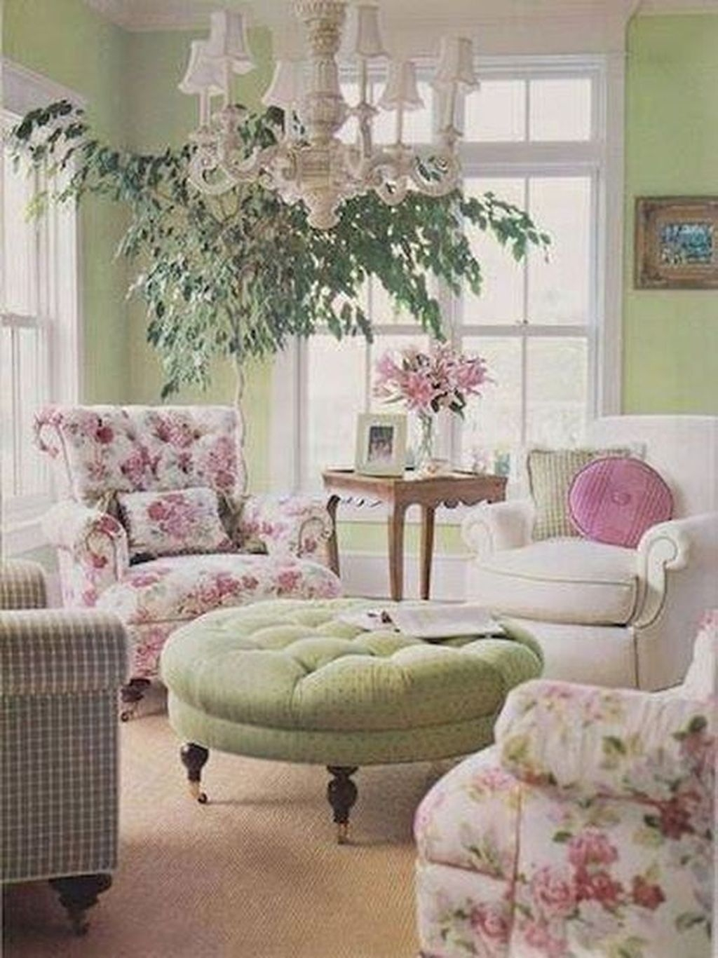 Nice Shabby Chic Living Room Decor You Need To Have 11