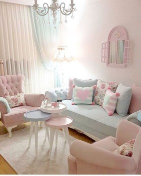 Nice Shabby Chic Living Room Decor You Need To Have 18