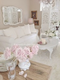 Nice Shabby Chic Living Room Decor You Need To Have 20