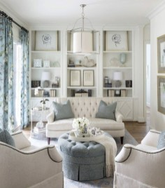 Nice Shabby Chic Living Room Decor You Need To Have 27