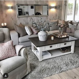 Nice Shabby Chic Living Room Decor You Need To Have 28