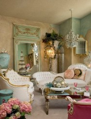 Nice Shabby Chic Living Room Decor You Need To Have 48