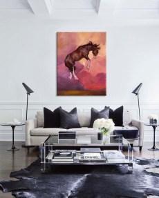 Contemporary Home Design Ideas For Living Room 35