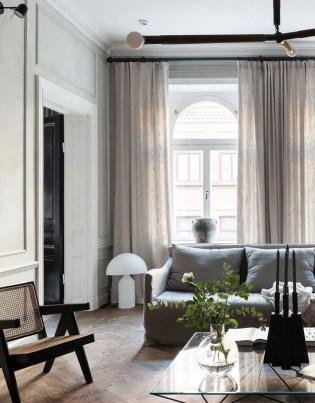 Contemporary Home Design Ideas For Living Room 41