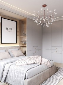 Minimalist Scandinavian Bedroom Decor Ideas 05