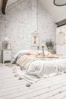 Minimalist Scandinavian Bedroom Decor Ideas 18