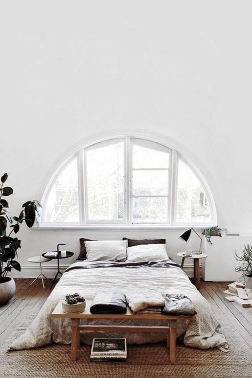 Minimalist Scandinavian Bedroom Decor Ideas 34