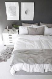 Minimalist Scandinavian Bedroom Decor Ideas 39