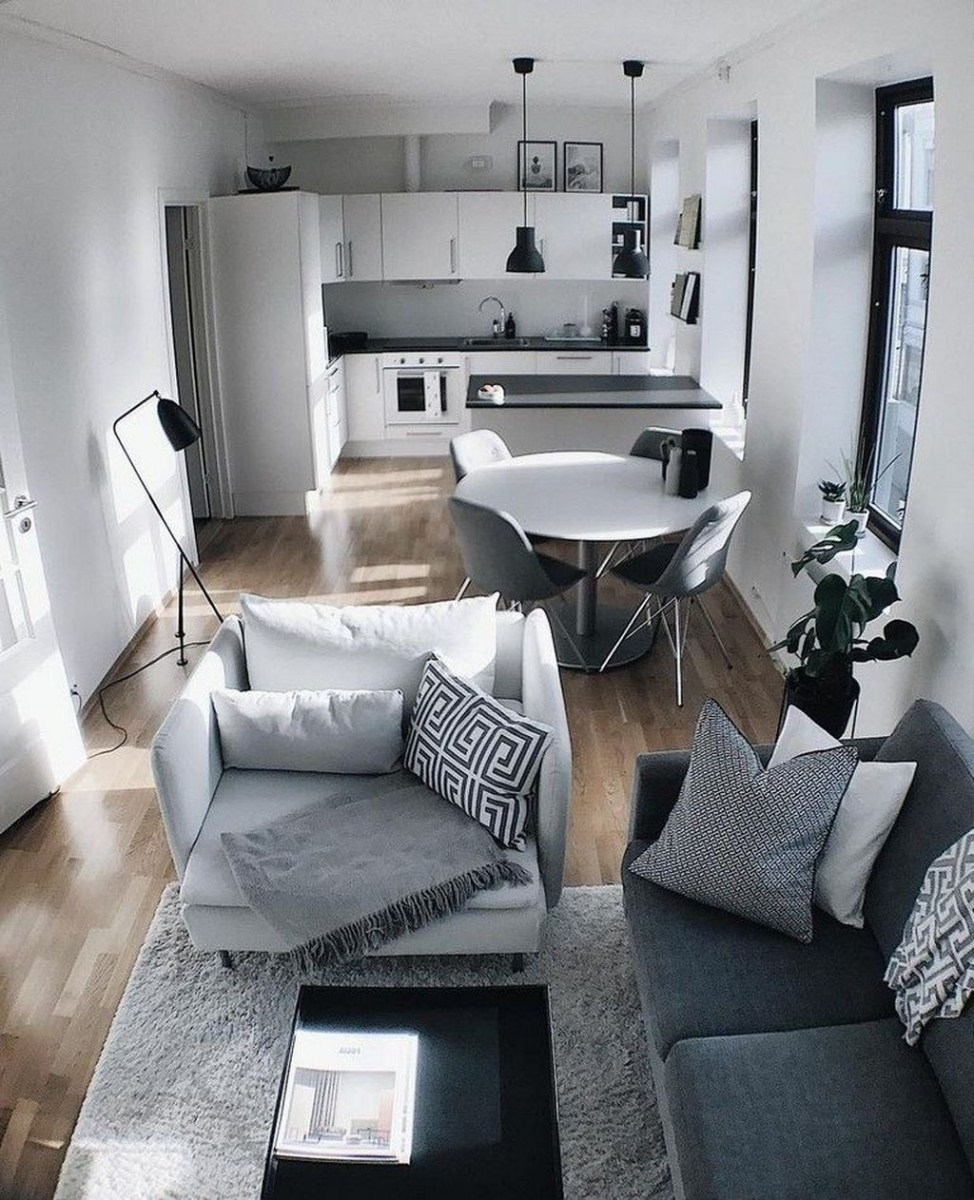 Perfect Small Apartment Decoration Ideas 11