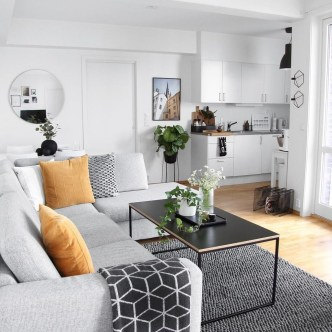 Perfect Small Apartment Decoration Ideas 42
