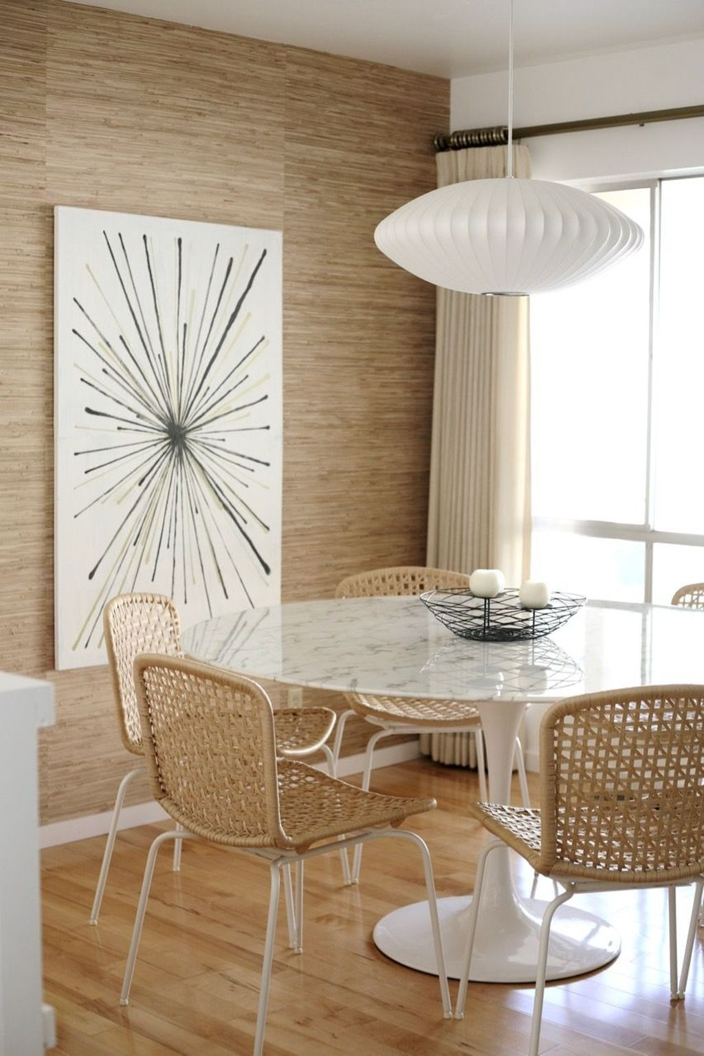 Popular Summer Dining Room Design Ideas 06