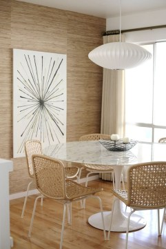 Popular Summer Dining Room Design Ideas 06