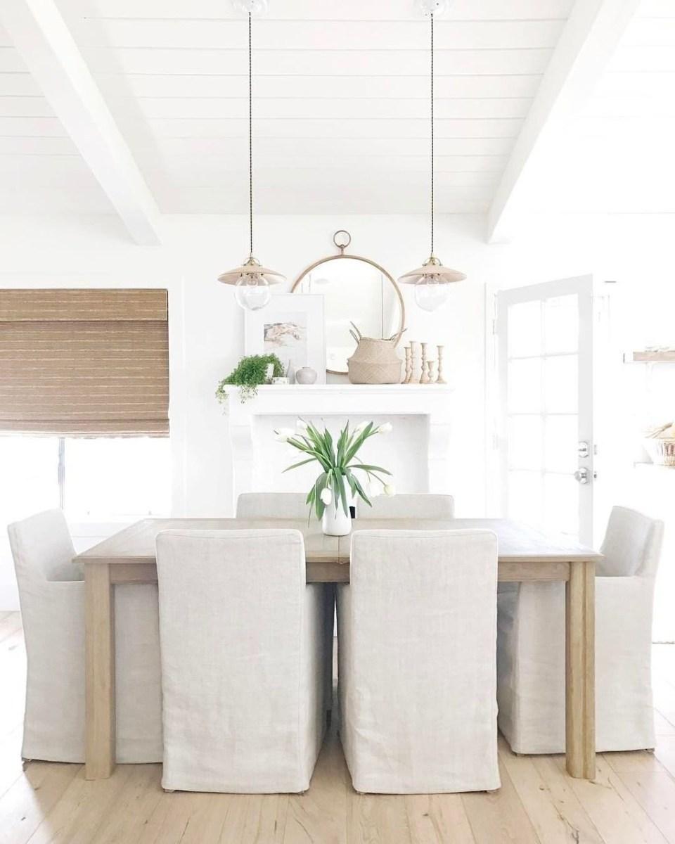 Popular Summer Dining Room Design Ideas 17