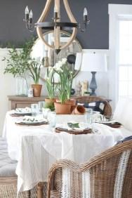 Popular Summer Dining Room Design Ideas 19