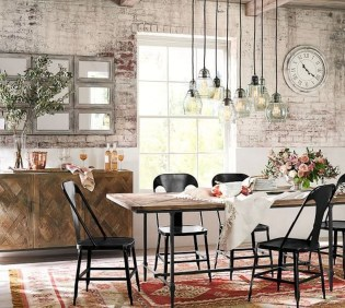 Popular Summer Dining Room Design Ideas 23