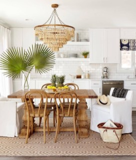 Popular Summer Dining Room Design Ideas 27