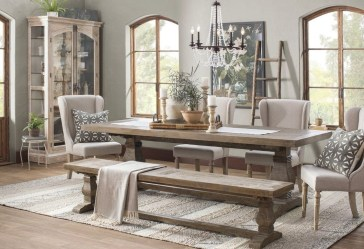 Popular Summer Dining Room Design Ideas 37
