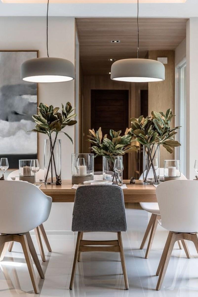 Popular Summer Dining Room Design Ideas 43