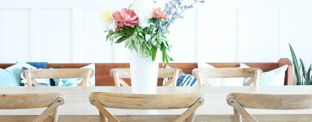 Popular Summer Dining Room Design Ideas 46