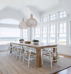 Popular Summer Dining Room Design Ideas 47