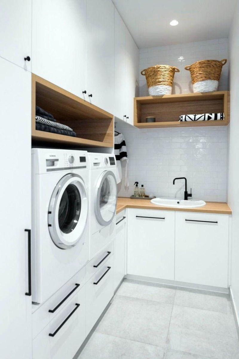 Small Laundry Room Design Ideas To Try 41