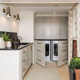 Small Laundry Room Design Ideas To Try 48