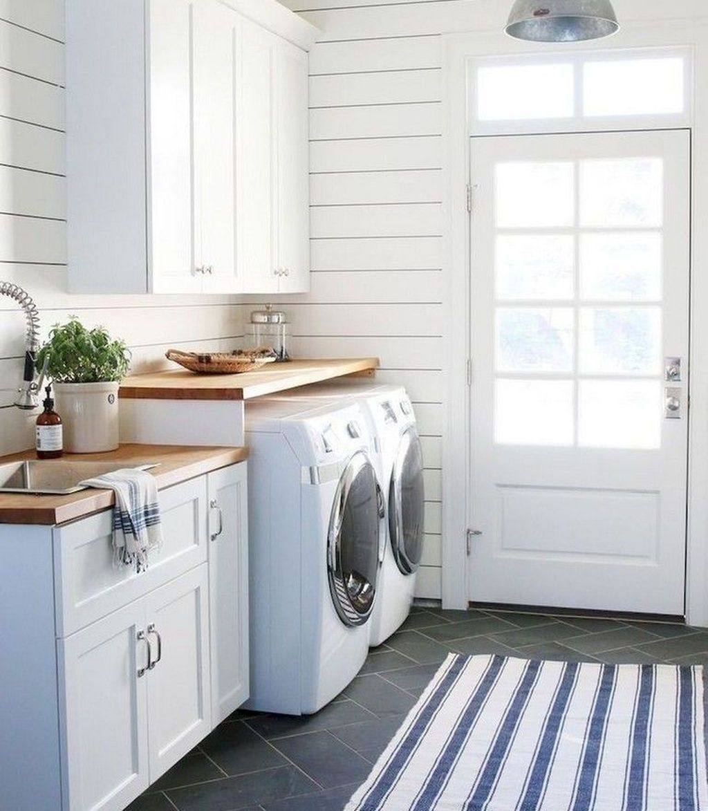 Small Laundry Room Design Ideas To Try 49