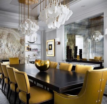 The Best Lighting Dining Room Design Ideas You Need To Try 45