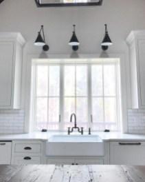 The Best Lighting In Neutral Kitchen Design Ideas 12