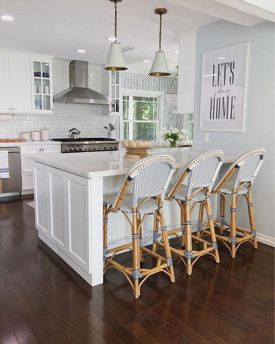 The Best Lighting In Neutral Kitchen Design Ideas 17