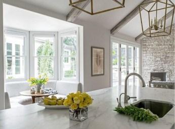 The Best Lighting In Neutral Kitchen Design Ideas 18