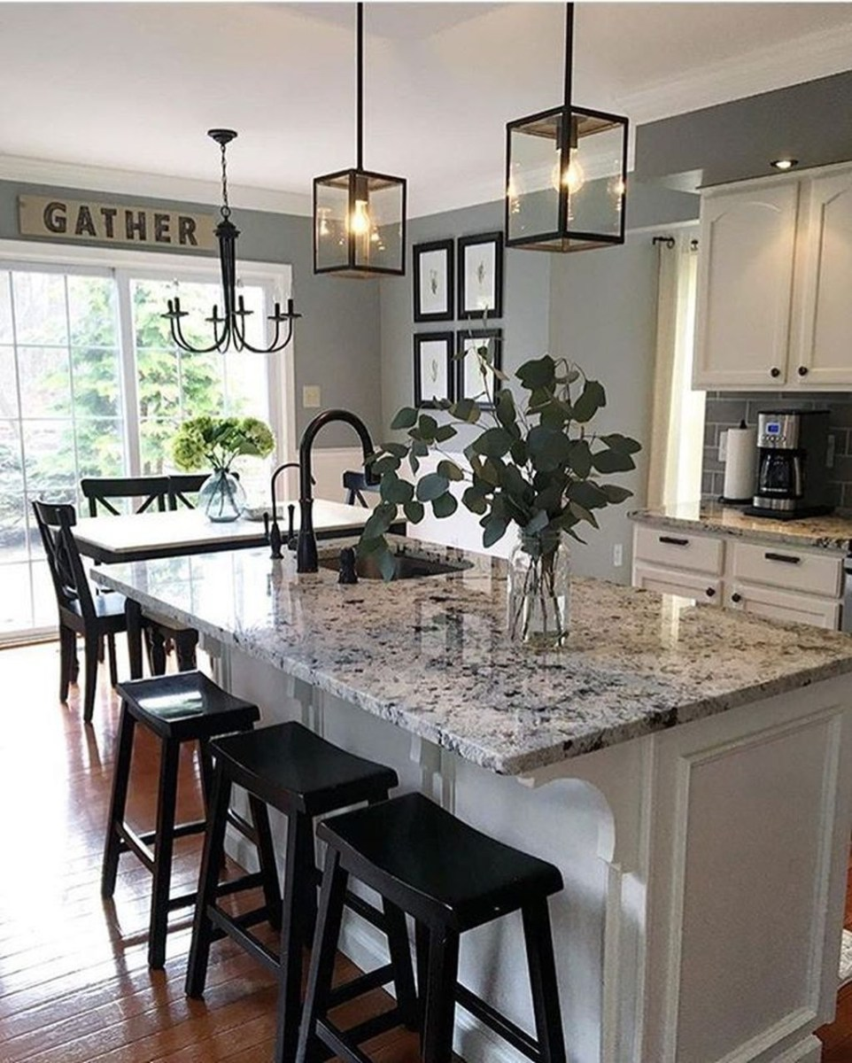 The Best Lighting In Neutral Kitchen Design Ideas 29