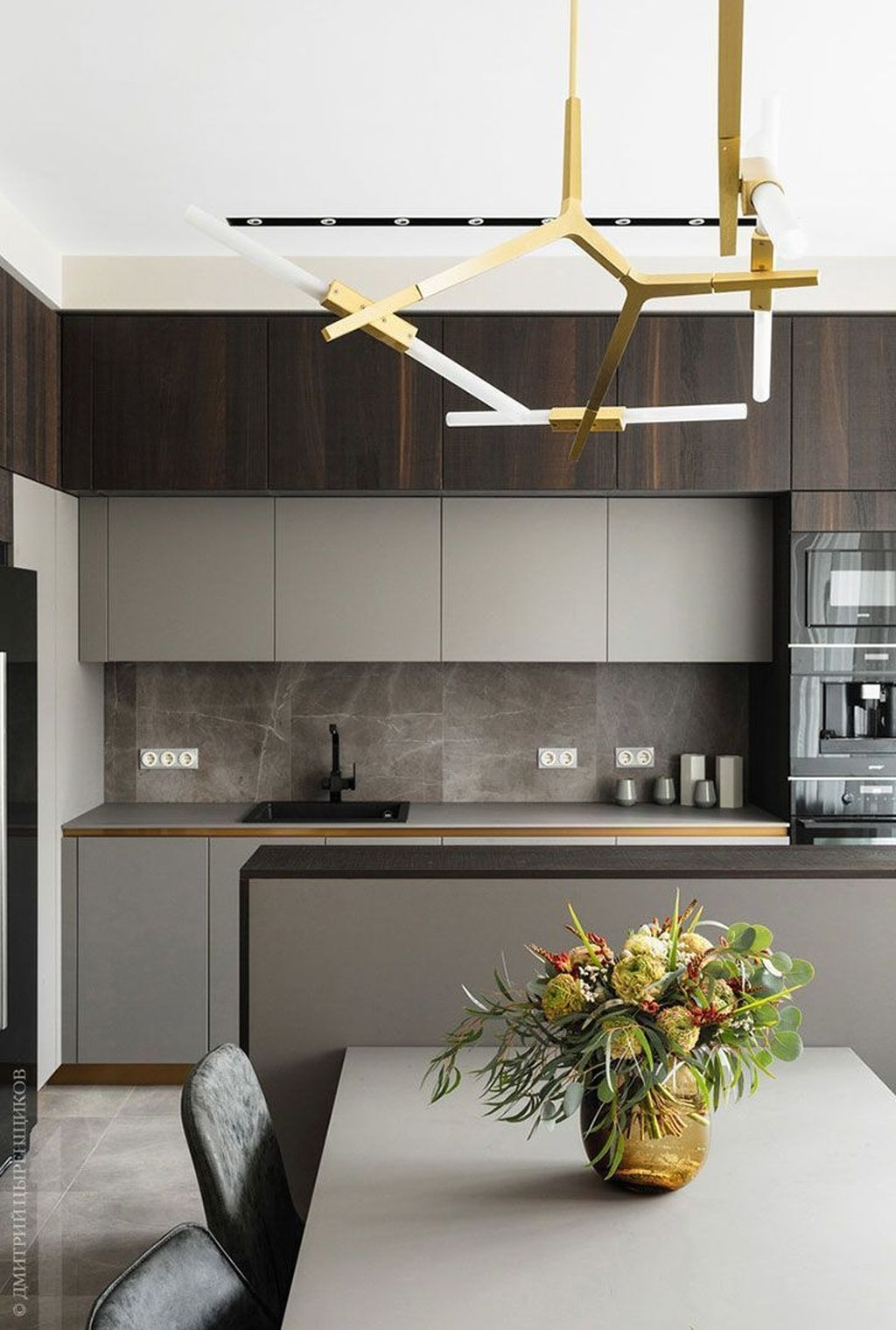The Best Lighting In Neutral Kitchen Design Ideas 38