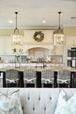 The Best Lighting In Neutral Kitchen Design Ideas 47