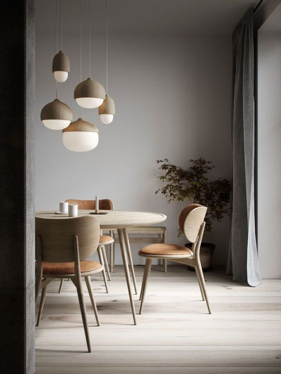 Admirable Dining Room Design Ideas You Will Love 01