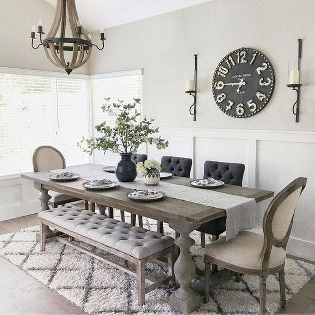 Admirable Dining Room Design Ideas You Will Love 02 1