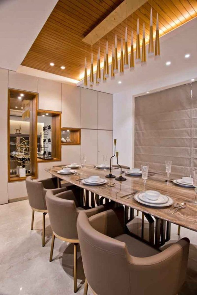 Admirable Dining Room Design Ideas You Will Love 03
