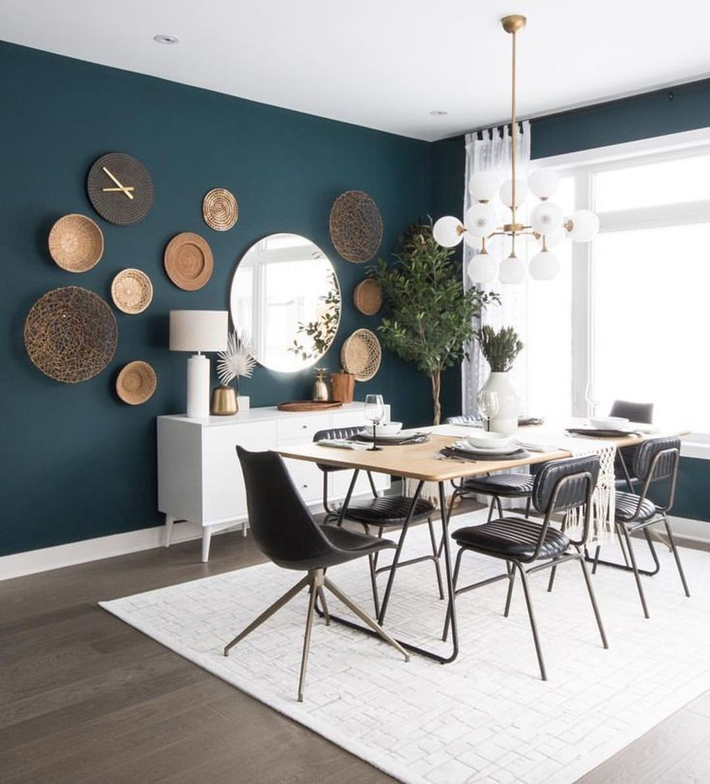 Admirable Dining Room Design Ideas You Will Love 04